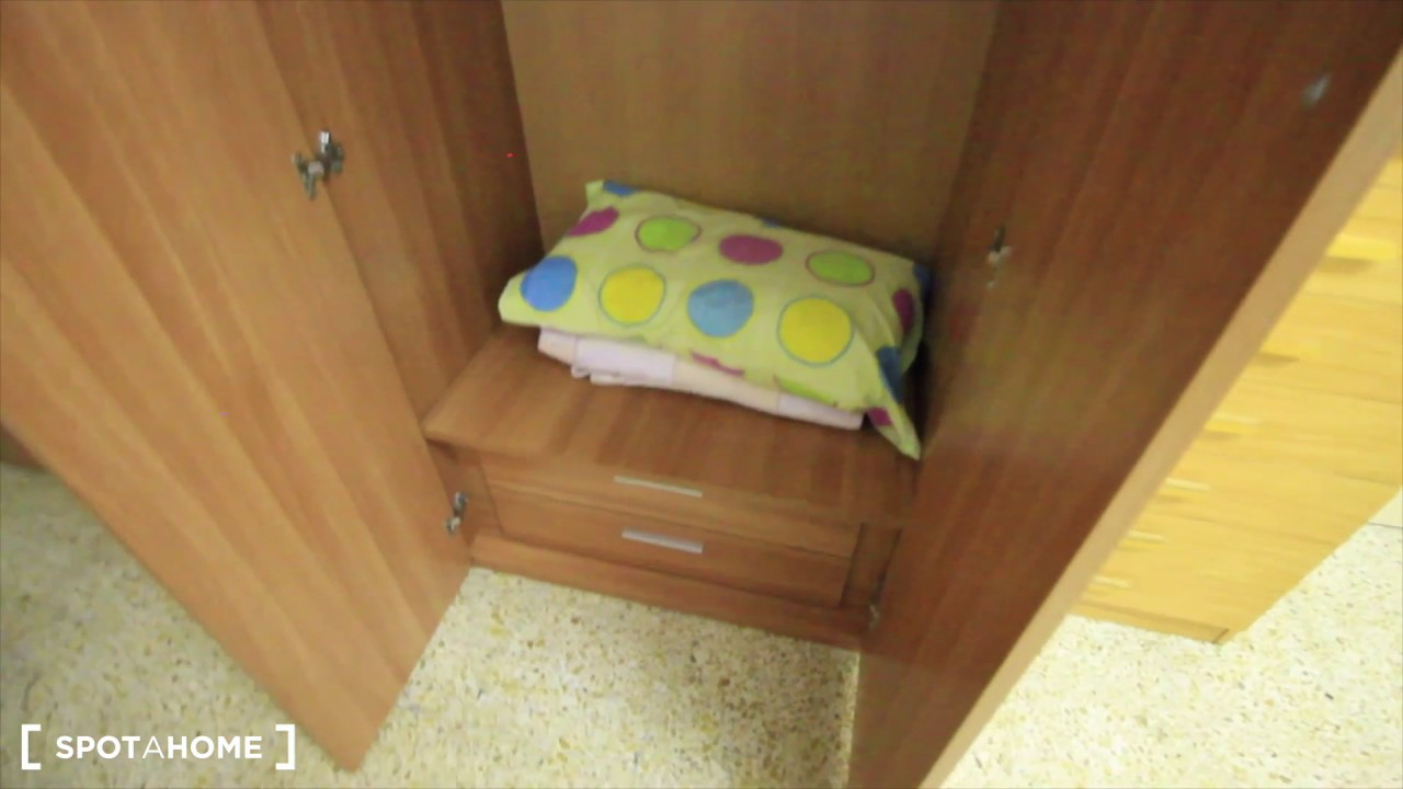 Cosy studio apartment for rent in Les Corts
