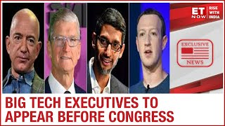 This is what Jeff Bezos, Tim Cook, Mark Zuckerberg and Sundar Pichai will tell US House committee