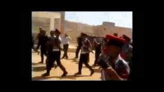 preview picture of video 'الشهيد الرقيب درك مراد سعدي العوضات جنازة كاملة.flv'
