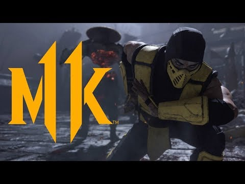 Mortal Kombat 11 – Official Announce Short Trailer thumbnail