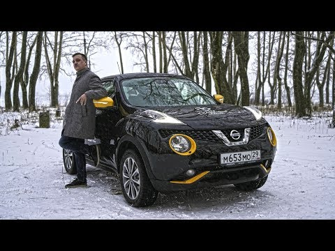 Nissan  Juke Паркетник класса B - тест-драйв 3