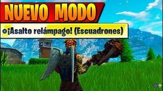 Nuevo Modo de juego RELAMPAGO llega a fortnite Battle Royale!