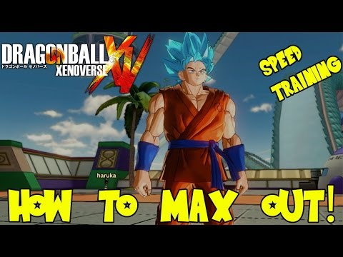 Dragon Ball Xenoverse: How To Max Out To Level 85 In a Few Hours (Fastest Experience Gain Method)