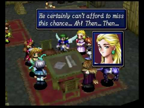 Shining Force III Scenario 3 Walkthrough - Shining Force III: Scenario 3  (Sega Saturn) Chapter 1 by theinnocentsinful1 Game Video Walkthroughs