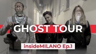 Cosa fare ad Halloween a Milano – GHOST TOUR