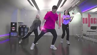 This Dance And Video Effects Combo Is Incredible!!! 🔥💥🌪💪😍  The Kudu  Ballin  Choreo By Duc Anh