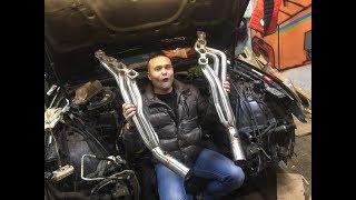 Третий контрактный мотор. BMW 7-Series. ШИШИГА. Эпизод 6.