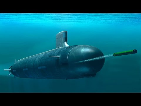 Лучший Симулятор Современной Подводной Лодки на ПК ! Игра про Военно Морской Флот ( ВМФ )