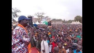NASA and Jubilee to hold parallel rallies in Bungoma County