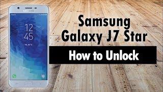 How to Unlock Samsung Galaxy J7 Star