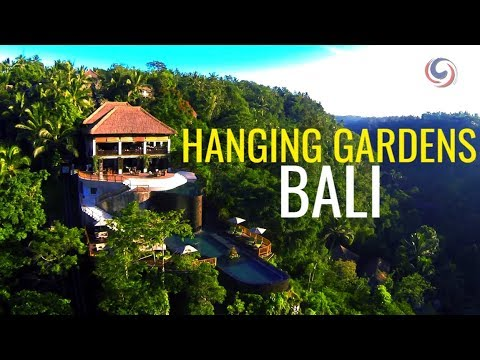Luxury Escapes - Hanging Gardens Ubud Bali