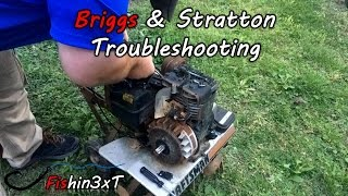 Troubleshooting 5hp Briggs And Stratton Tiller