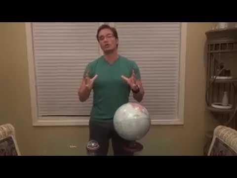 Jovem evangélico dá o argumento definitivo para provar que a Terra é plana