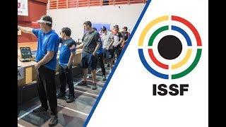 10m Air Pistol Men Final – 2018 ISSF World Cup in Guadalajara (MEX)