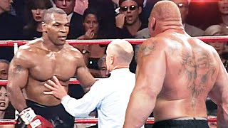 Mike Tyson - All Knockouts of the Legend