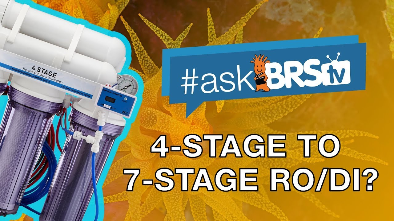 Can I upgrade my 4-Stage RODI unit to a 7-Stage? | #AskBRStv