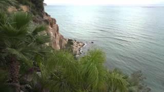 Вилла в урбанизации La Galera на первой линии моря, Альтеа, Испания