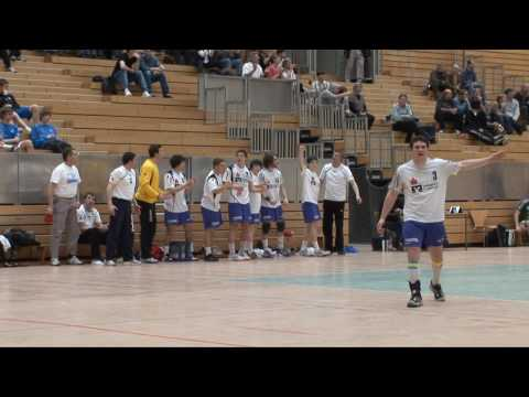 Handball // 1. Rookie Cup by Rehband: HALBFINALE