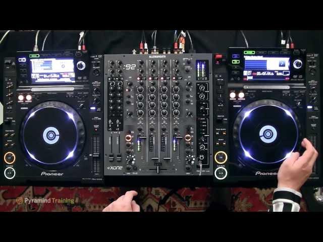 DJ'ing 101 with CDJ's, Traktor & Controllers | Lesson 1: DJ'ing Fundamentals | Pyramind