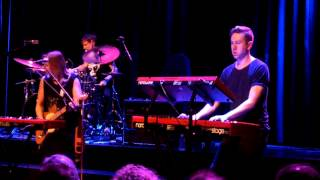 """The Chills """"Rolling Moon"""" @ Paradiso Amsterdam 29-7-2014"""