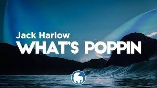 Jack Harlow - WHATS POPPIN (Clean - Lyrics)