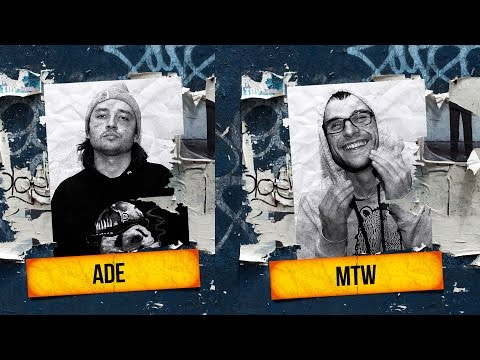 Ade vs Mtw @Lietuvos MC Battle 2016 11 25 | PUSFINALIS | DJ MIX