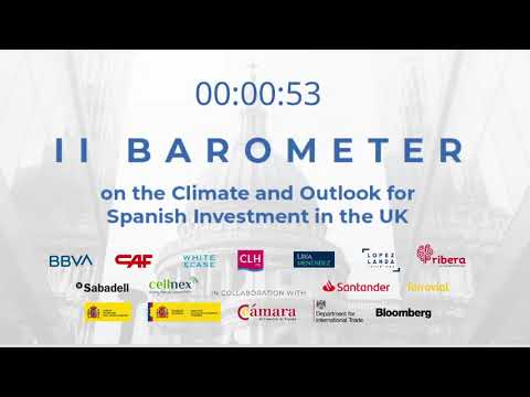 , title : 'II Barometer on the Climate and Outlook for Spanish Investment in the UK