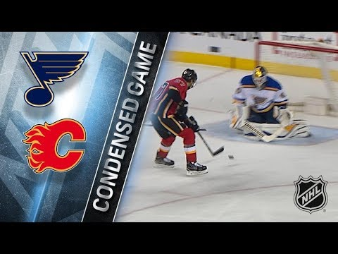 St. Louis Blues vs Calgary Flames – Dec. 20, 2017 | Game Highlights | NHL 2017/18. Обзор матча