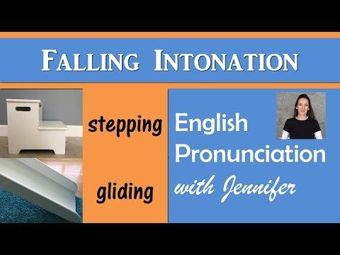 Falling Intonation