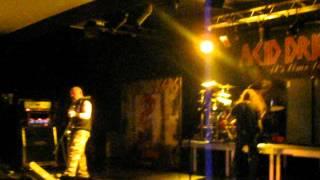 Acid Drinkers - I'm A Rocker / Track Time 66.6 Sec. (Live 24.03.2012 r. @ DK Słowianin, Szczecin)