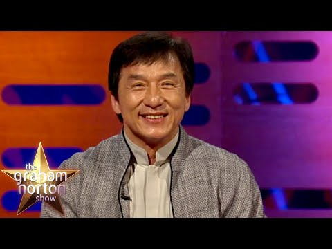 Jackie Chan a Dawn French o setkání s královnou - The Graham Norton Show