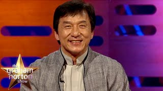 Jackie Chan\'s Hilarious Story of Meeting The Queen | The Graham Norton Show