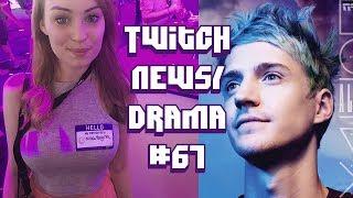 Twitch Drama/News #67 (Ninja Roasted By Jimmy Kimmel, Method First, Timthetatman, Scuffed Podcast)