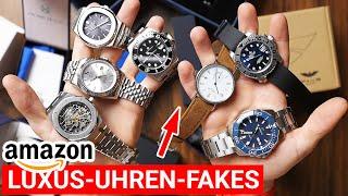 100€ Luxus-Uhren Kopien von Amazon
