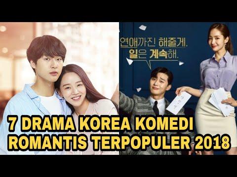 7 drama korea komedi romantis terpopuler 2018