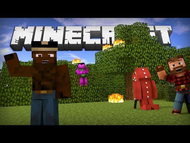 Minecraft-animation-baconman-edition