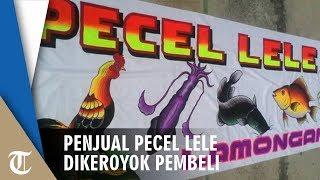 Penjual Pecel Lele di Bekasi Dikeroyok Pembelinya karena Lama Buat Pesanan
