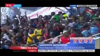 Wakenya washamiri: Mashindano yaingia siku ya nne Kasarani