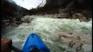 preview picture of video 'Kayak - Torrente Settimana 2010'