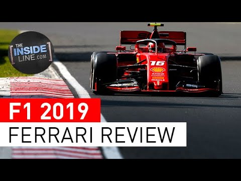 Image: Watch: Ferrari's mid-season review