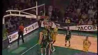 Šarūnas Jasikevičius - Basketball Career