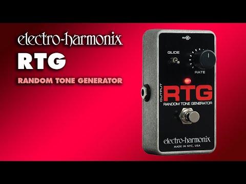 ELECTRO HARMONIX RTG Kytarový efekt