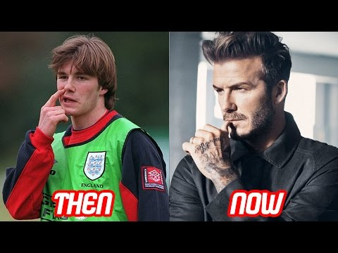 David Beckham Transformation Then And Now (Tattoos & Body & Hair Style & Haircut & Teeth) | 2017 NEW Mp3