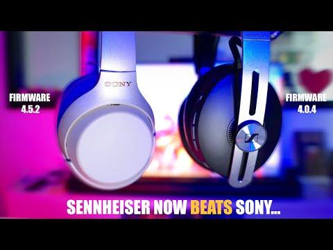 External Review Video kkzPZkWMb8w for Sennheiser MOMENTUM 3 Wireless Headphones