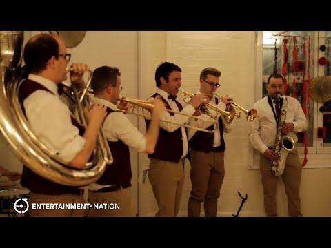 Brass Pack - Brass Party Band