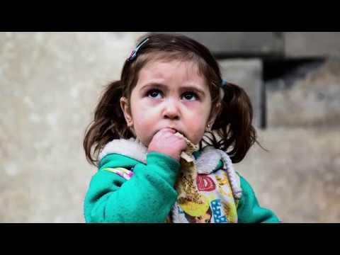 في الغوطة الشرقية، سعيد  شغل كاميرته كخط أخير للدفاع