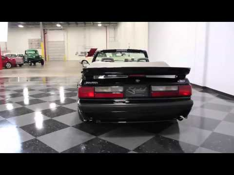 1990 Saleen Mustang Convertible Quick Look