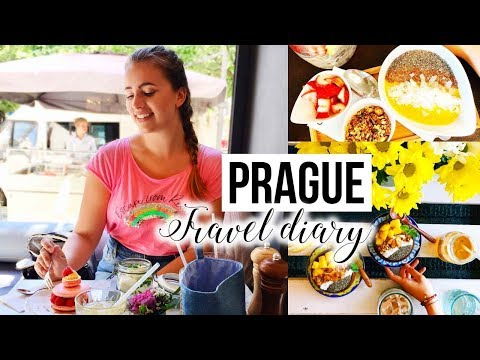 Prague in Summer ☀️Best Coffee Places + Instagram Spots 📸(Prague Travel Vlog)