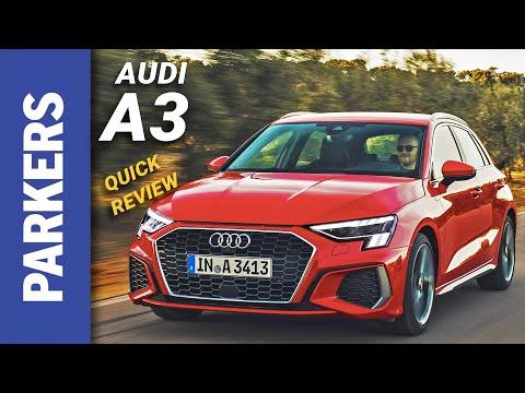 Audi A3 Sportback Review Video