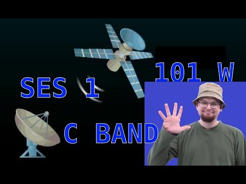 SES 1 AT 101 0°W C BAND - MOVIES!, Heroes & Icons, DECADES